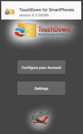 touchdown exchange app for iphone